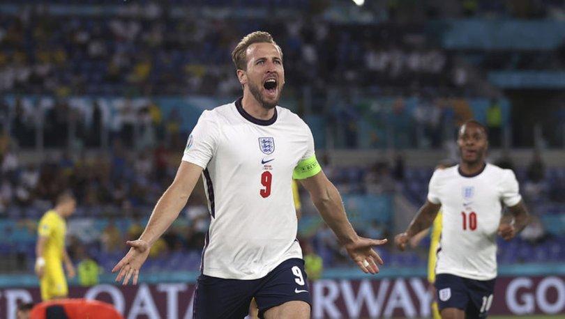Ukrayna: 0 - İngiltere: 4 | MAÇ SONUCU