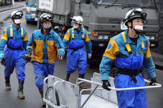 SON DAKİKA: Japonya'daki heyelan ve taşkında 2 kişi öldü, 20 kişi kayboldu! - Haberler