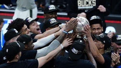 Bucks 47 yıl sonra NBA finalinde