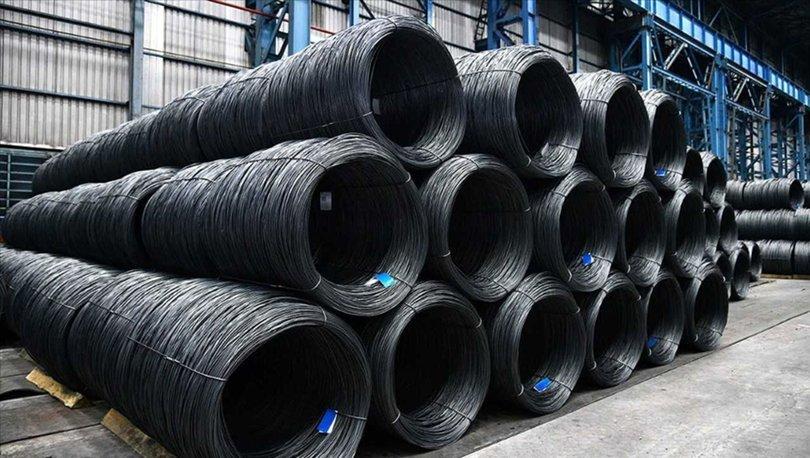 Madencilik sektörü ilk yarıda yaklaşık 3 milyar dolarlık ihracat yaptı