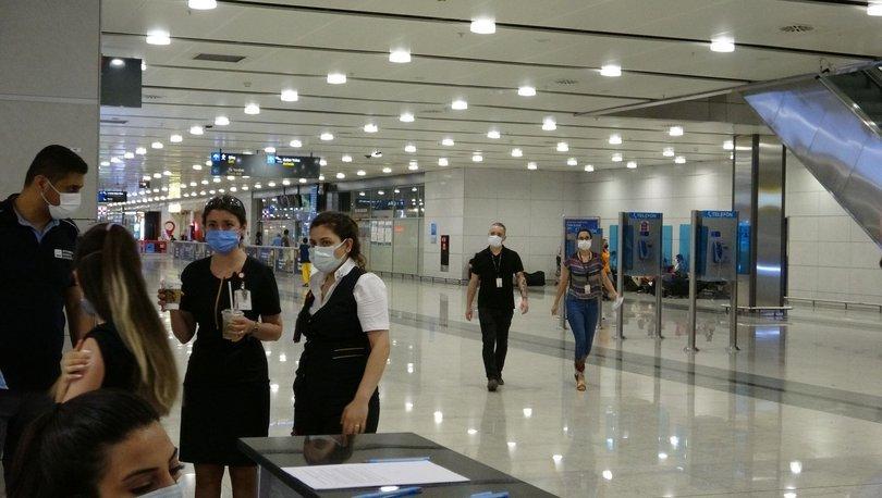 Son dakika haberi İki sınır kapısı ve havalimanında aşılama başlıyor