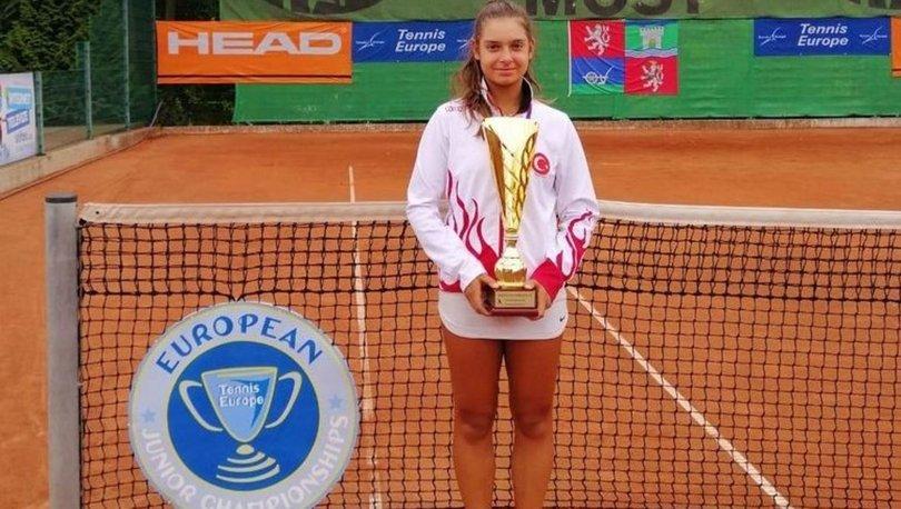 Melisa Ercan, Wimbledon gençler elemelerinde final turunu geçemedi