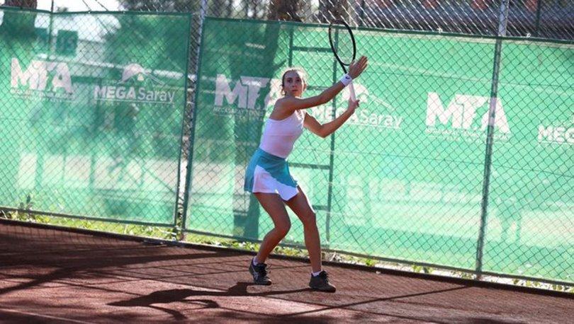 Milli tenisçi İpek Öz, Polonya'da finalde kaybetti