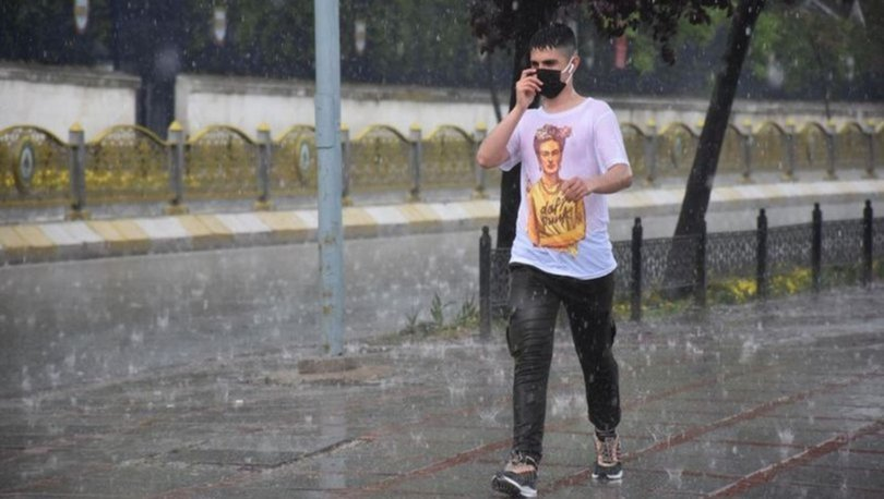 İstanbul'da bugün hava nasıl, yağmur yağacak mı? Meteoroloji açıkladı: 5 Temmuz İstanbul hava durumu