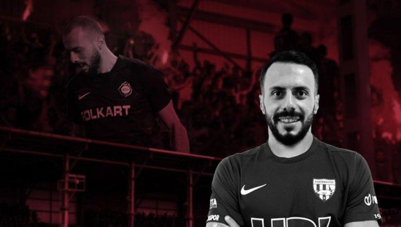 Bandırmaspor, savunma oyuncusu Lokman Gör'ü transfer etti