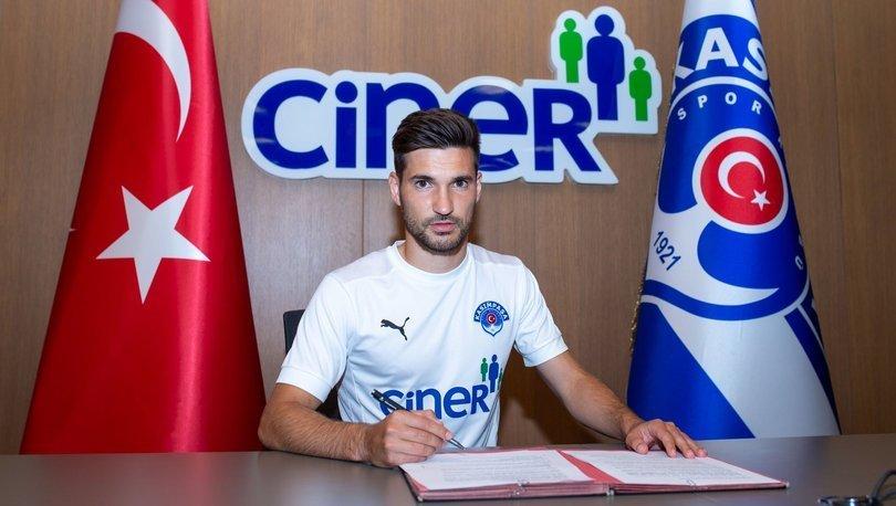 Kasımpaşa'dan bir transfer daha: Michal Travnik, Kasımpaşa'da