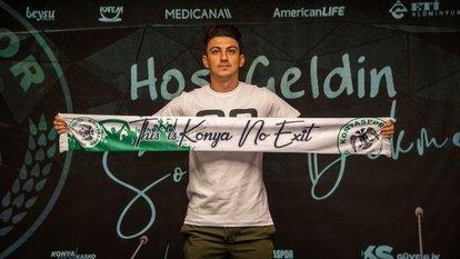 Soner Dikmen, Konyaspor'a transfer oldu