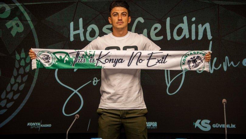 Konyaspor, Soner Dikmen ile iki yıllık sözleşme imzaladı