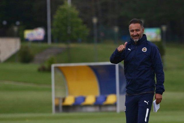 Pereira'dan işbaşı - Fenerbahçe'den son dakika haberleri - Caner Erkin'den Pereira'ya: Sen hiç yaşlanmıyor musun?