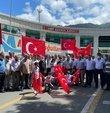 Rusya ve Kazakistan'ın Türk nakliyecilerine karşı uygulaması tepkilere neden oldu. Sarp Sınır Kapısında bir araya gelen çok sayıda nakliye şirketi sahibi ve TIR sürücüsü, basın açıklaması düzenleyerek Dozvola uygulamasını protesto etti.