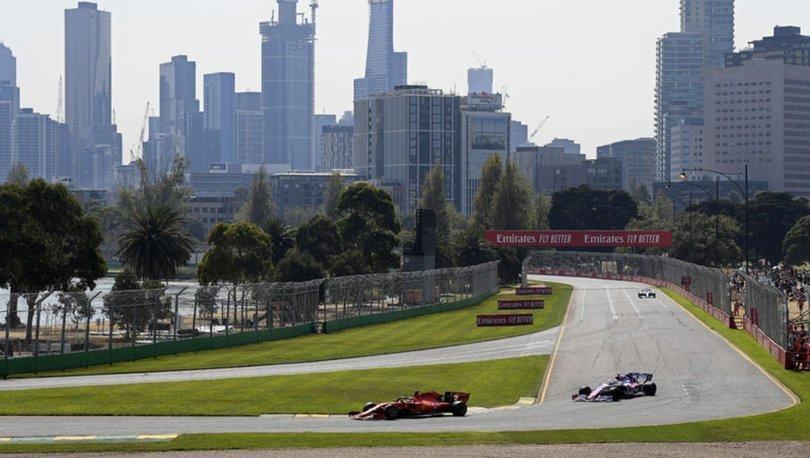 Formula 1 ve MotoGP'de Avustralya Grand Prix'si Kovid-19 nedeniyle iptal edildi