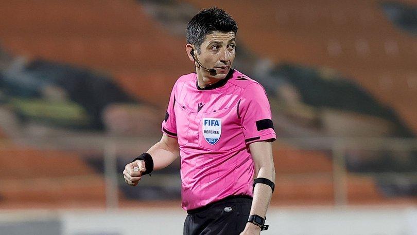 UEFA'dan Yaşar Kemal Uğurlu'ya görev