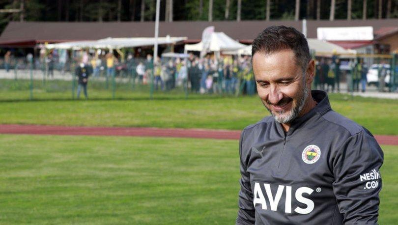 Vitor Pereira'dan SON DAKİKA mesaj: