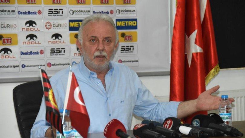 Eskişehirspor'da yönetim krizi derinleşiyor