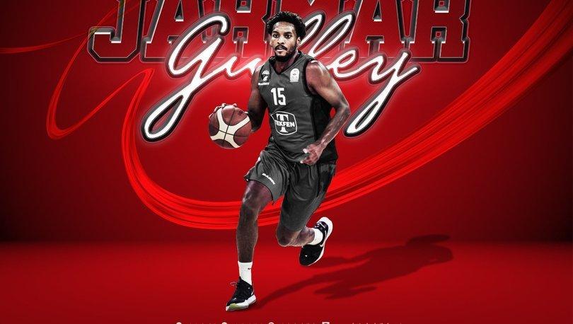 Gaziantep Basketbol, ABD'li Jarmar Gulley'i kadrosuna kattı
