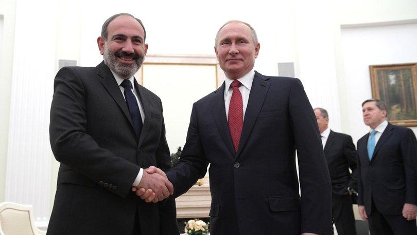 Putin ile Paşinyan yarın Moskova'da görüşecek