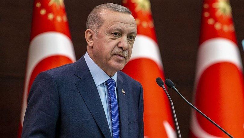 Cumhurbaşkanı Erdoğan'dan Katoliklerin ruhani lideri Papa Fransuva'ya geçmiş olsun mesajı