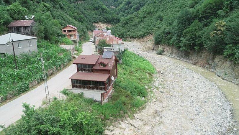 `Tosuncuk' lakaplı Mehmet Aydın´ın Espiye'deki kaçak villası mühürlendi