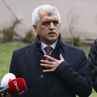 HDP'li Gergerlioğlu tahliye oldu