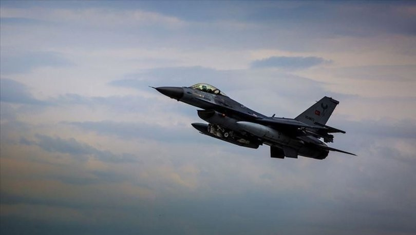 Hava Kuvvetleri Komutanlığına ait uçaklar