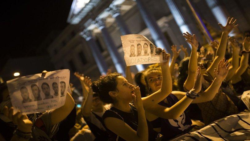 İspanya'da rıza dışı cinsel ilişkiyi tecavüz olarak kabul eden yasa onaylandı