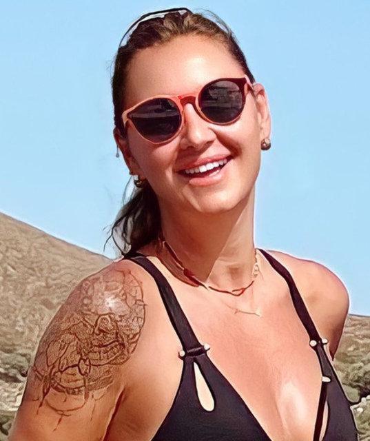 Pınar Altuğ'dan takipçisine yanıt: Çatlayın! - Magazin haberleri