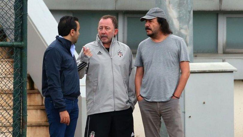 Beşiktaş çift idmanla hazırlıklarına devam etti