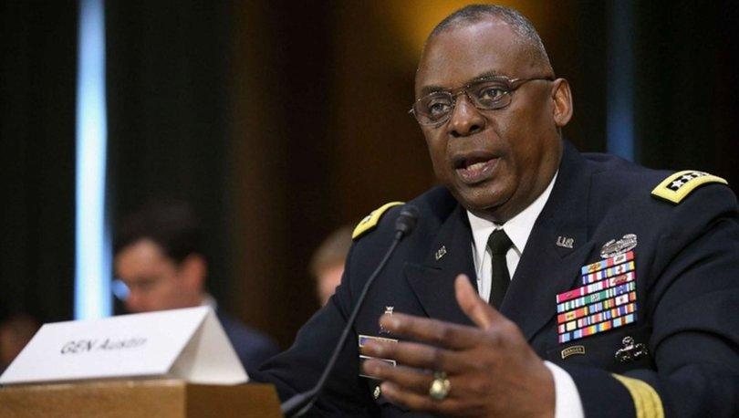 ABD Savunma Bakanı Austin, Milli Savunma Bakanı Akar ile Afganistan'ı görüşecek