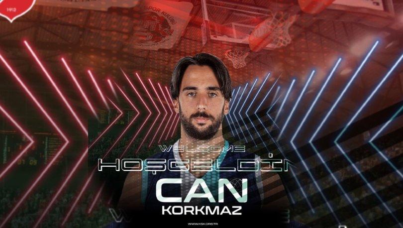 Pınar Karşıyaka, Can Korkmaz'ı transfer etti