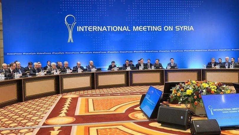 Kazakistan'da Suriye konulu 16. Astana görüşmeleri başladı - Haberler