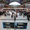 Yolcu sayısı ilk yarıda 40 milyonu aştı