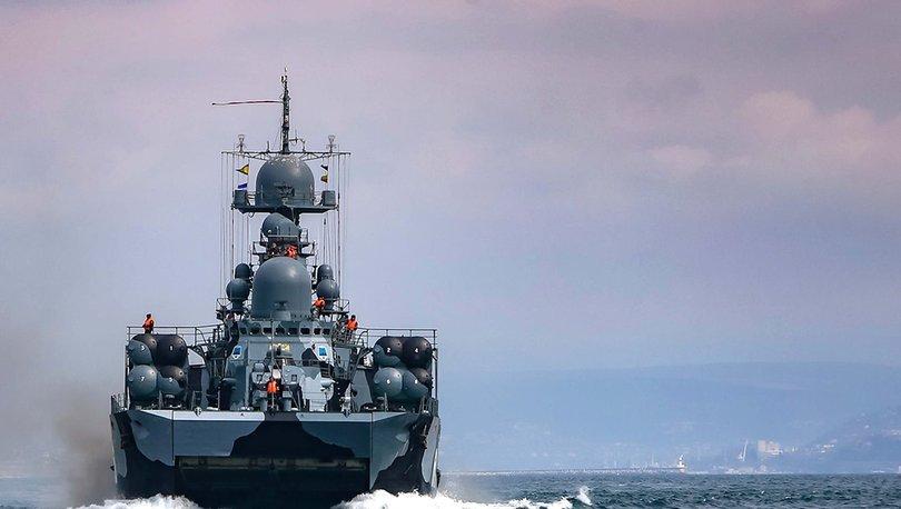 Rusya Savunma Bakanlığı: Karadeniz'e giren İspanyol gemisini izlemeye aldık