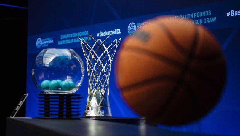 FIBA Şampiyonlar Ligi'nde grup kuraları çekildi