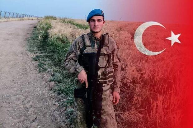 Mardin'de hain saldırı: 1 asker şehit!