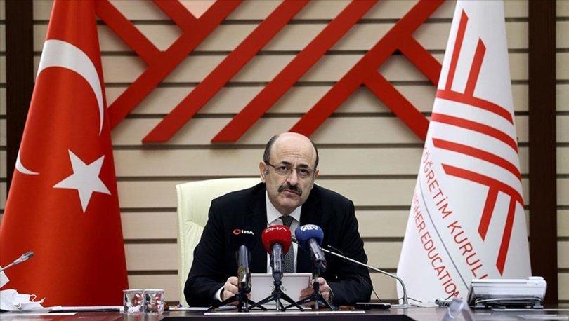 YÖK Başkanı Saraç, tıp fakültelerinin dekanlarıyla görüştü