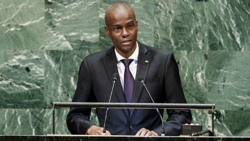 Haiti Devlet Başkanı Jovenel Moise suikast sonucu hayatını kaybetti!