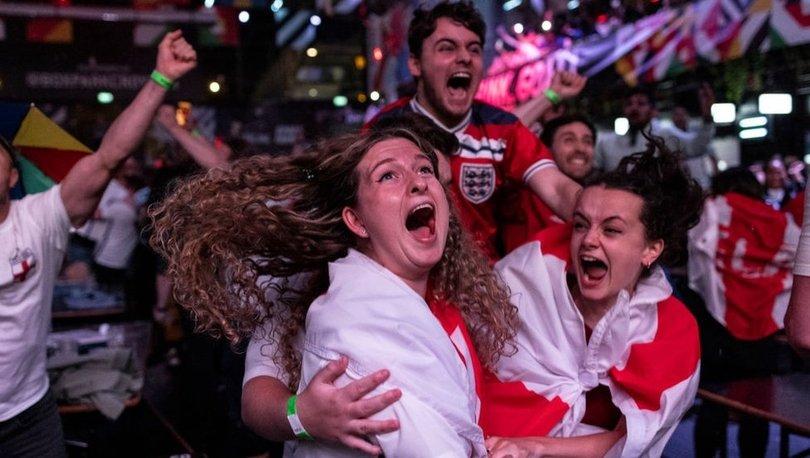 SON DAKİKA: EURO 2020 yarı finali İngiliz basınında: '60 yaşından küçükler bu duyguyu ilk kez tadacak'