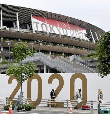 Son dakika... Japonya, Tokyo Olimpiyatları