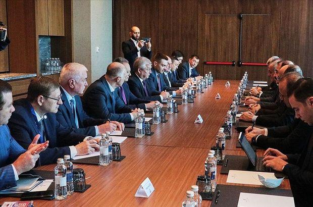 Astana görüşmesinden ortak açıklama!