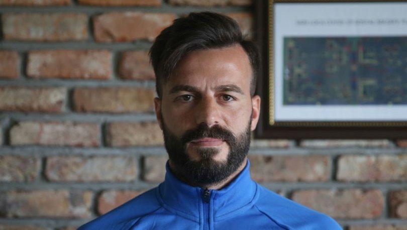 Hatayspor'un yeni transferi Sadık Baş, kulüpte kalıcı olmak ve Avrupa'da oynamak istiyor