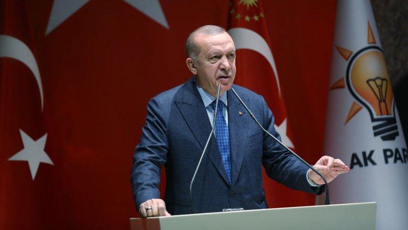 CANLI   Son dakika: Cumhurbaşkanı Erdoğan: 2023 seçimleri çok önemli hale geldi