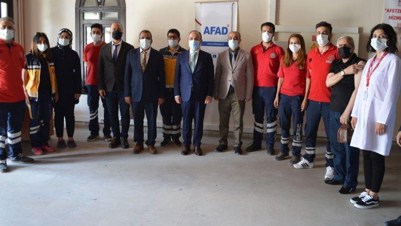 Elazığ'da aşılanma oranı yüzde 50'yi geçti