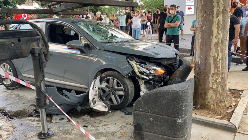 Son dakika: Bağdat Caddesi'nde trafik terörü! Aşırı hız yaptı ve... - Haberler