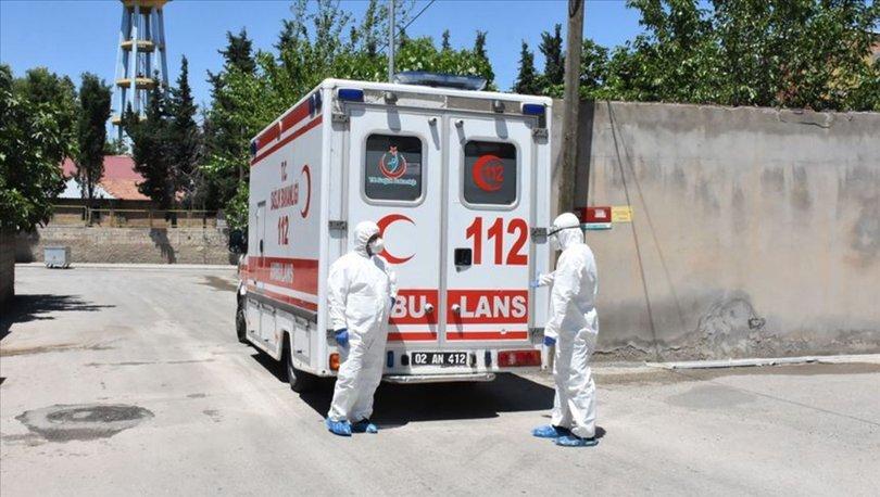 Adıyaman'da 9 ev Kovid-19 karantinasına alındı