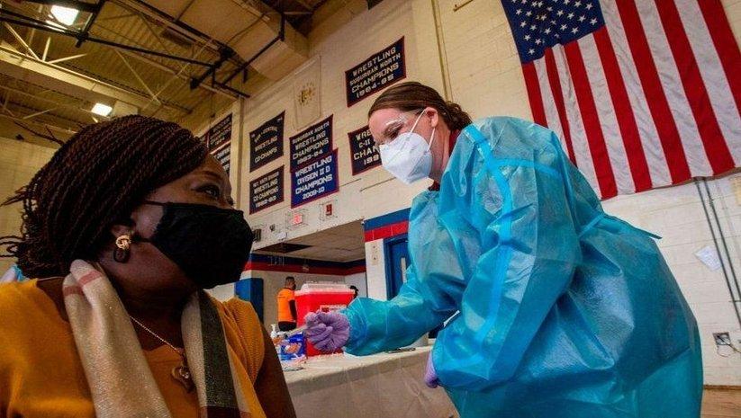 ABD'de Kovid-19 aşıları, 280 bine yakın olası ölümü engelledi