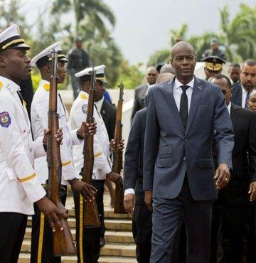 53 yaşındaki Haiti Devlet Başkanı Jovenel Moise, geçtiğimiz günlerde evinde uğradığı saldırıda hayatını kaybetmişti. Olayın ardından açıklama yapan Kolombiya Savunma Bakanı, Moise