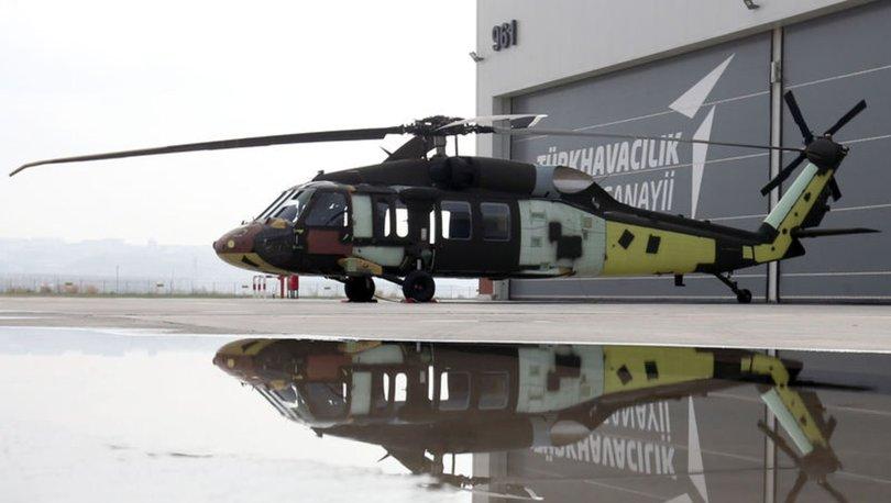 T70 helikopter motorunda yerlilik yüzde 50'yi geçti