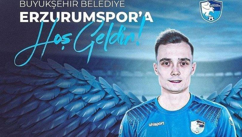 BB Erzurumspor Jakub Szumski ile yeniden anlaştı