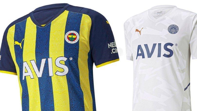İşte Fenerbahçe'nin yeni sezon forması - PUMA ile imzalar atıldı