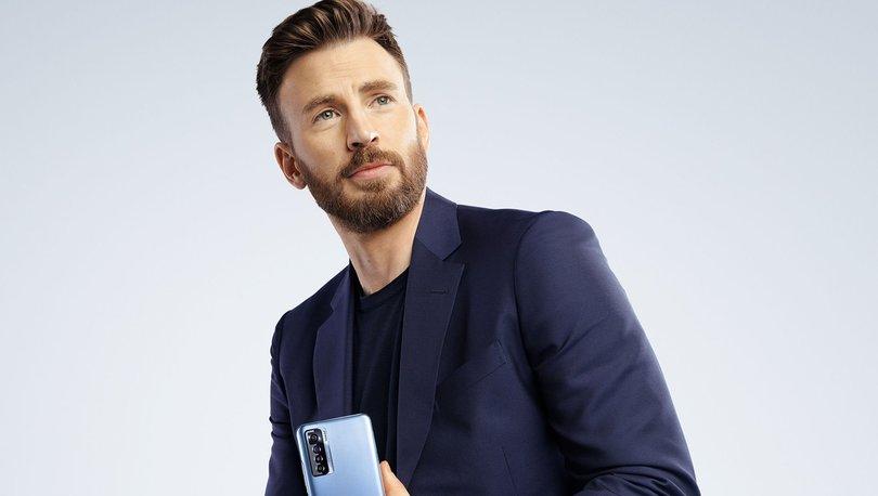 Çinli Tecno Mobile, ABD'li aktör Chris Evans ile anlaştı - Haberler